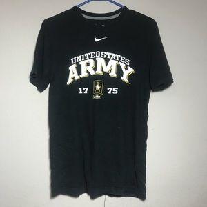 Nike US Army Black T-Shirt